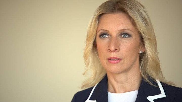 Захарова расставила точки над i: Ненормальные слова Турчинова должны послушать и оценить в ЕС
