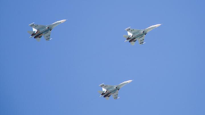 Дерзких пилотов США над Чёрным морем осадил одним манёвром Су-27