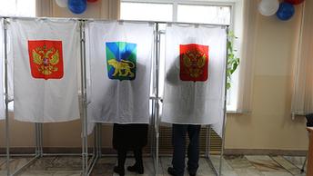 Четверть избирателей Приморья свои голоса за нового президента России уже отдали
