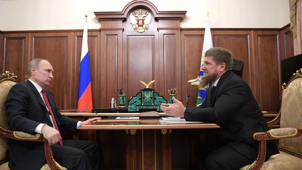 Умаров: Запад мстит Чечне за небывалую поддержку Путина