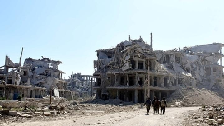 США «запретили» себе участвовать в послевоенном восстановлении Сирии