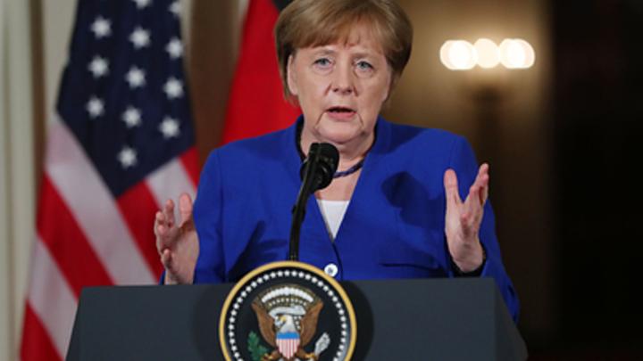 Германия вооружается: Меркель множит расходы на оборону страны