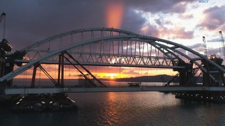 «Караван» готов: Подъезд к Крымскому мосту опробовали на авто-беспилотнике