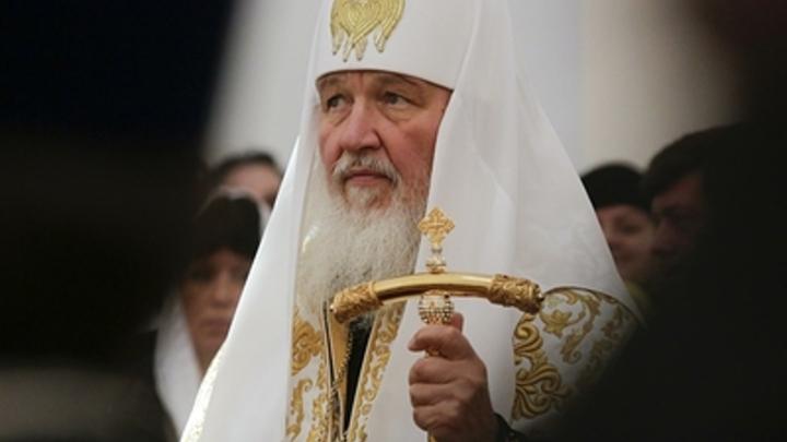 Традиция победителей сохраняется в сознании российского народа - Патриарх Кирилл