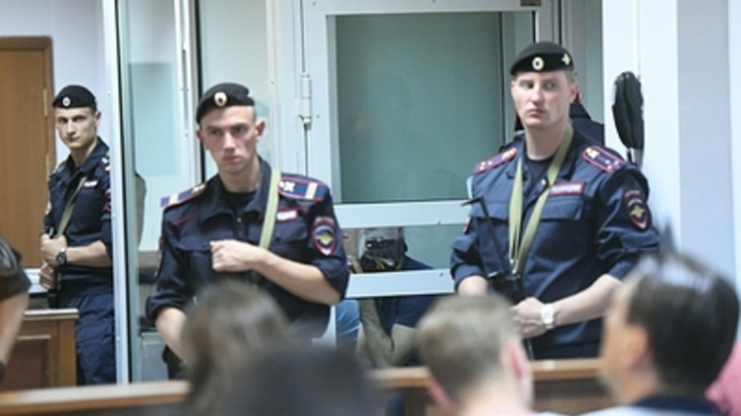 В столицеРФ  осудили участников ИГ*, обвиняемых вподготовке терактов
