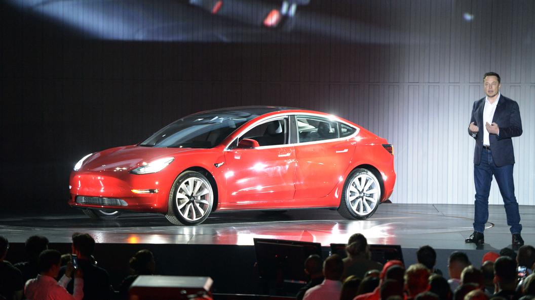 Илон Маск похвастал новым рекордным забегом электрокара Tesla