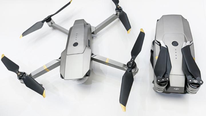 До рекорда недотянули: Time показал видео новой обложки, созданной дронами