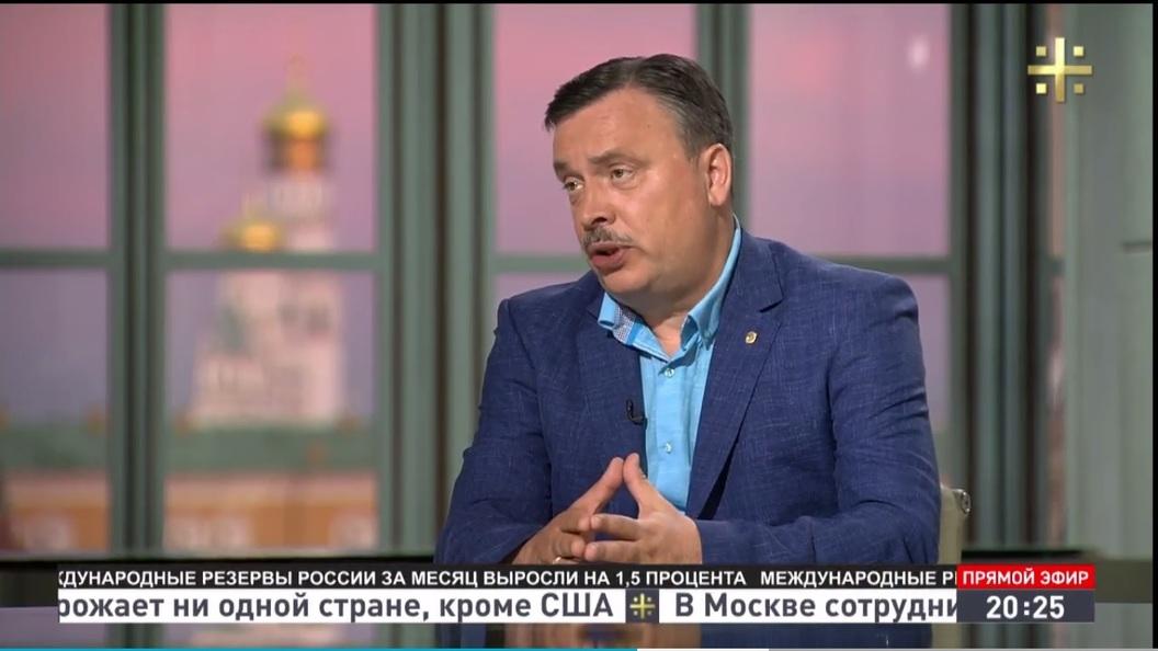 Кошелев: Российское гражданство для украинцев должно стать еще доступнее