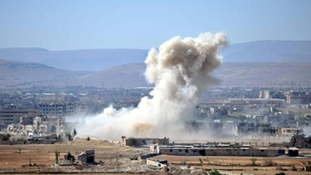 Сирийские войска несут потери, героически отбиваясь от тысячи боевиков у Дамы