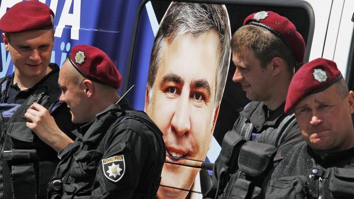 Саакашвили донес Порошенко о тайном российском гражданстве Климкина
