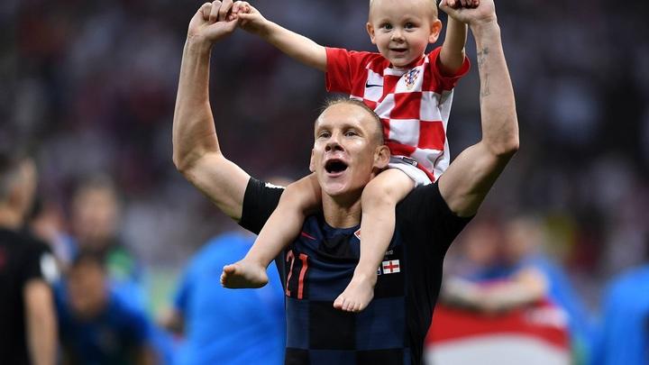 Хорватский футболист Вида извинился перед русским народом: инцидент исчерпан
