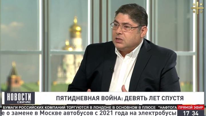 Таймур Двидар: Россия и Грузия должны возродить культурные связи