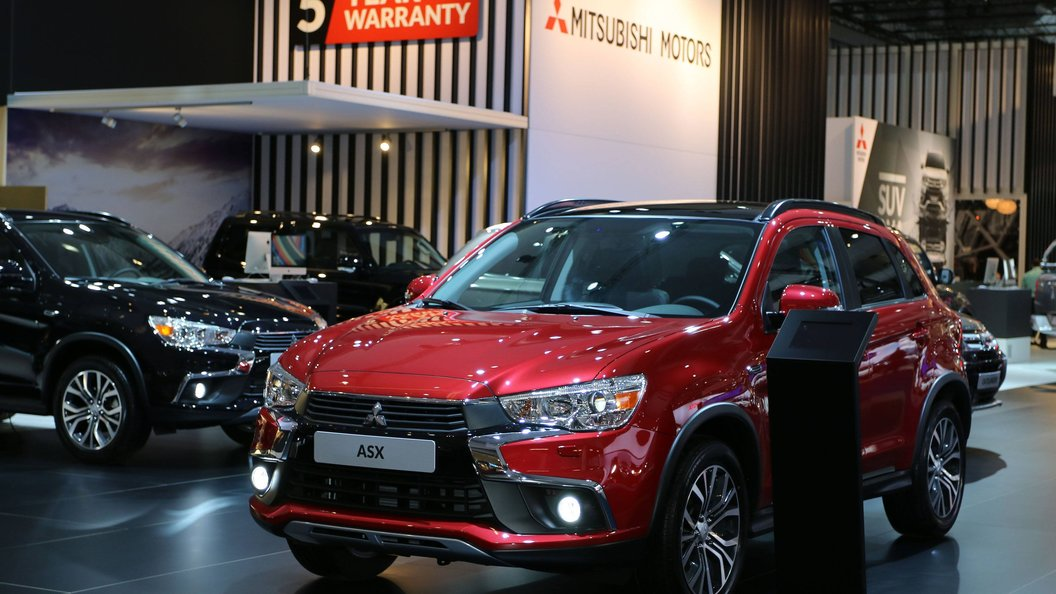 Названа российская цена на кроссовер Mitsubishi ASX
