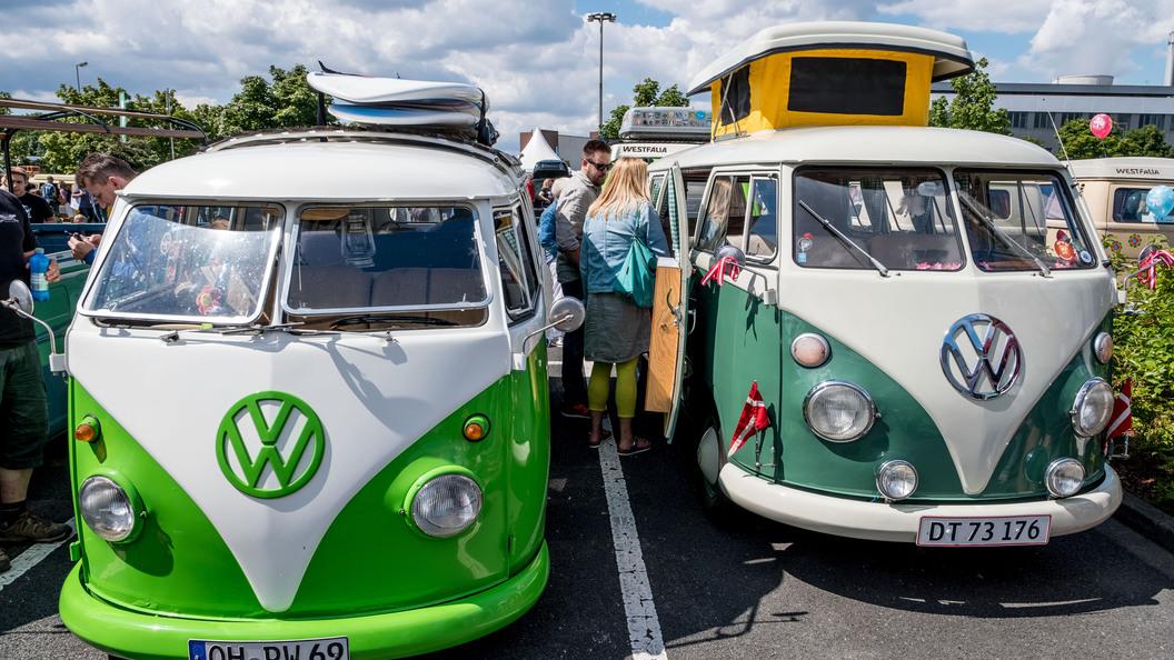 VW выдаст по €5 тыс. при обмене старых машин нановые