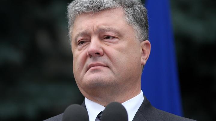 Вweb-сети интернет высмеяли лозунги Порошенко вчесть Дня независимости Украины