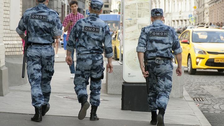 Пойман предполагаемый убийца полицейского в московском метро
