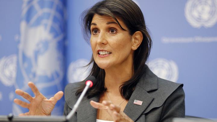 США не планируют смену власти в Иране - Никки Хейли