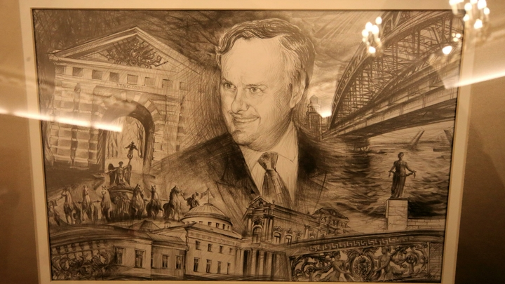 Путину доложили о планах празднования юбилея Собчака