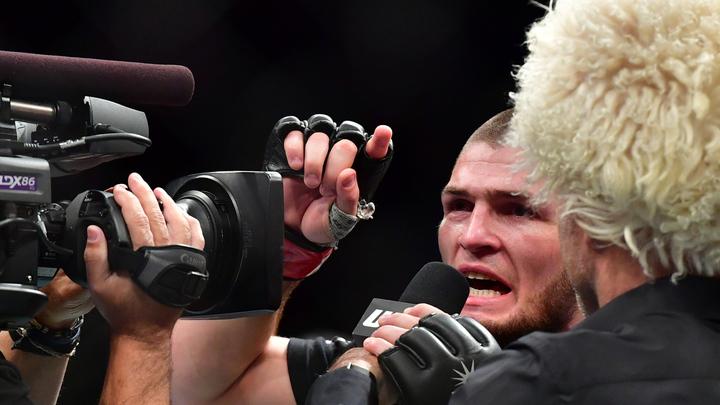 Хабиб в Инстаграме пригрозил президенту UFC