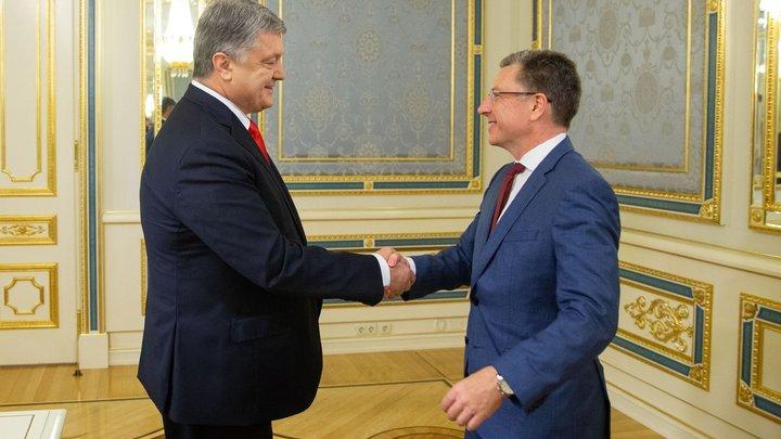 Спецпредставитель США шантажировал Киев снятием санкций с РФ  - украинский депутат