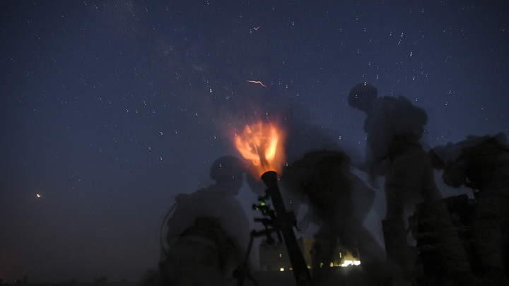 Это не белый фосфор: Пентагон отвергает обвинения в применении химического оружия в Сирии