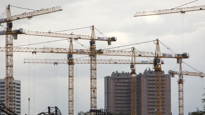 В Москве с начала года снизился ввод жилья в эксплуатацию