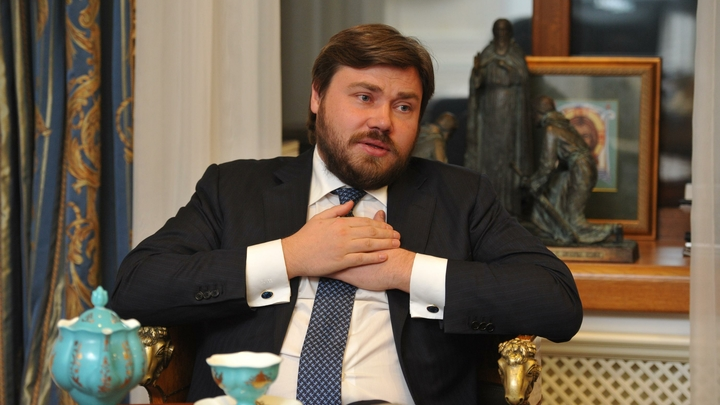Константин Малофеев поздравил с праздником Покрова пресвятой Богородицы