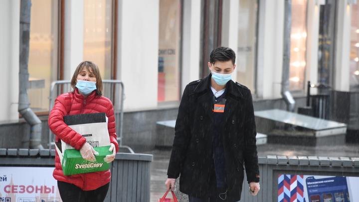 Москвичам предложили сдать соседей из-за режима прогулок - политолог