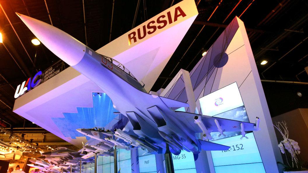Почему России нет на Ле Бурже