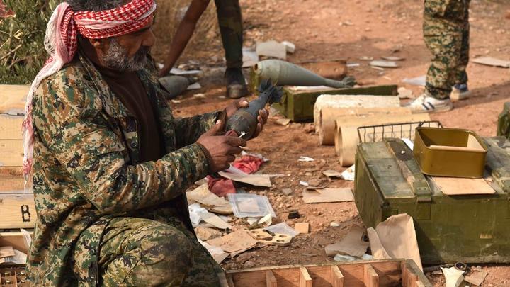 Сирийские боевики готовят химическую провокацию в больнице, выяснила разведка