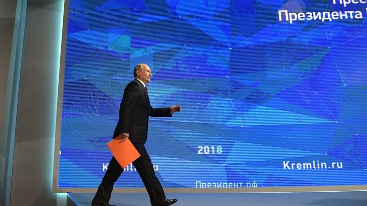 Чем отличается ситуация в России и Франции. Путин объяснил, грозят ли нам желтые жилеты