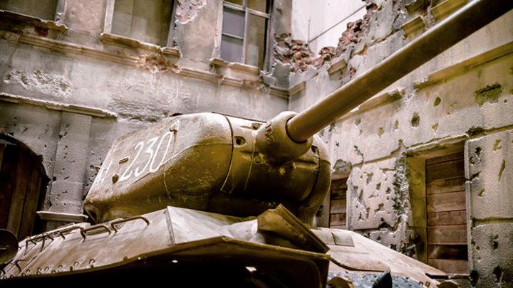 Т-34: Лучший танк Второй мировой на фронтах современности