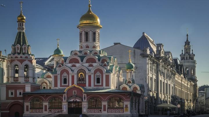 Казанский собор на Красной площади отреставрируют