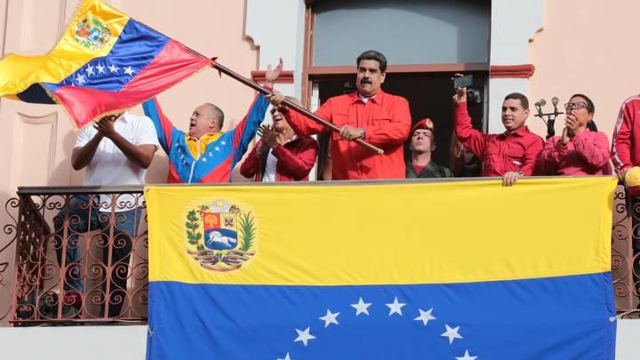 Мадуро видеопосланием предостерёг США: Вы получите наихудший второй Вьетнам
