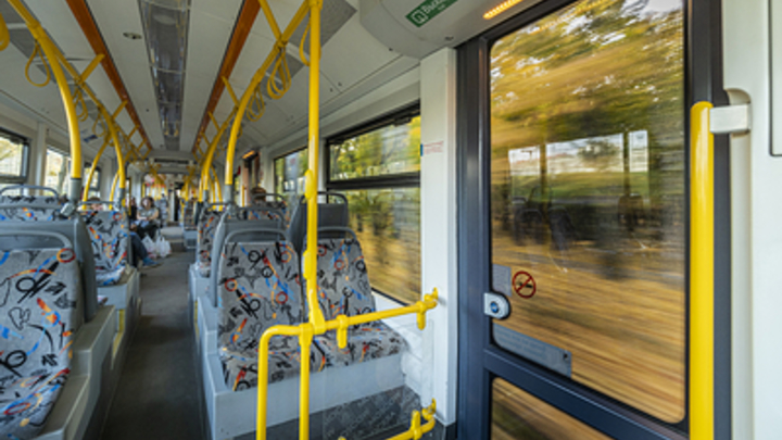В Москве появится первый умный трамвай