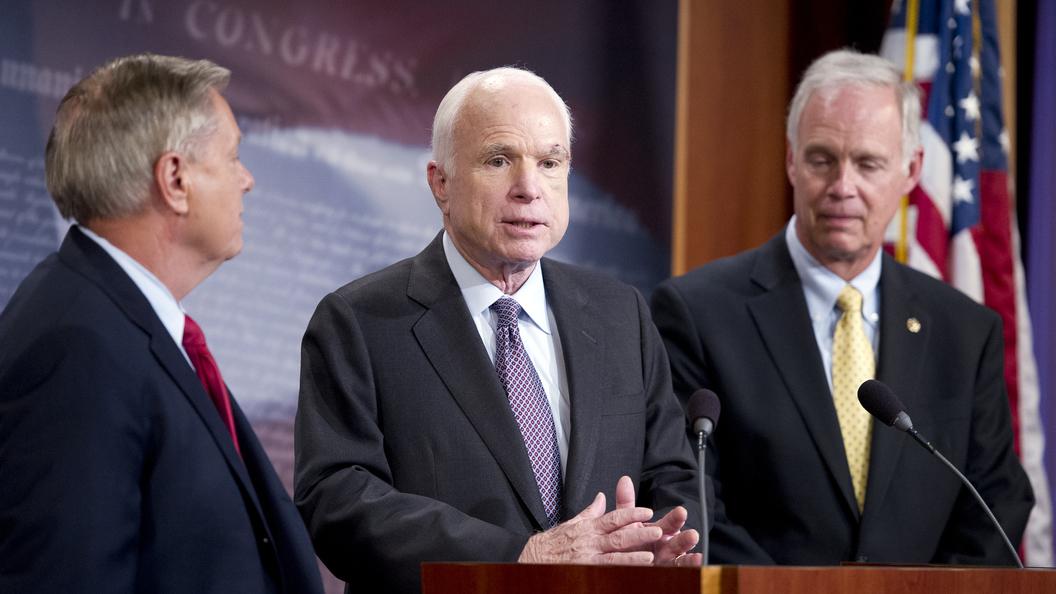 Маккейн призвал расширить присутствие США вАфганистане