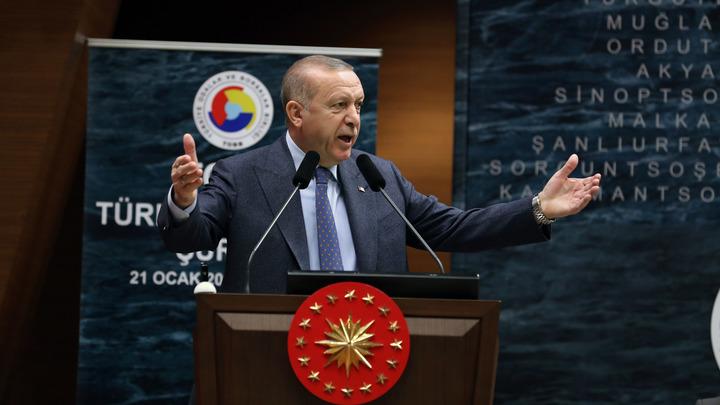 Эрдоган назвал сделку по российским С-400 завершенной и замахнулся на С-500