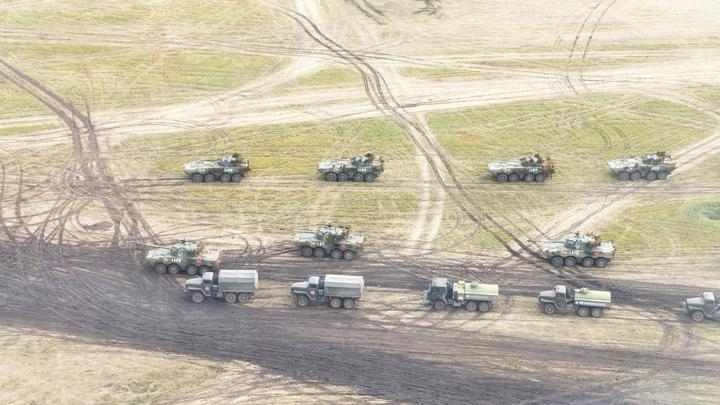 Россия готовится к войне и наращивает потенциал - отчет НАТО