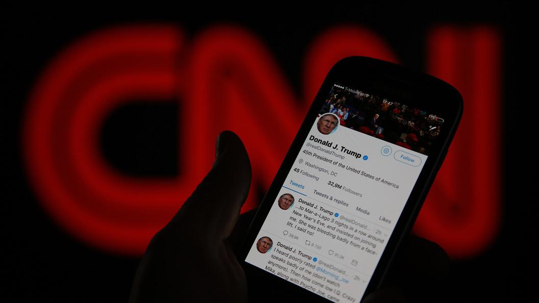 Нацистский возглас зиг хайль в Твиттере стоил журналисту CNN работы