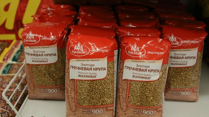Цены на гречку в России сильно упадут - Минсельхоз