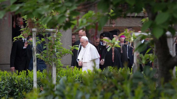 Болгарская Церковь отказалась молиться вместе с Папой Франциском и дистанцировалась от его визита