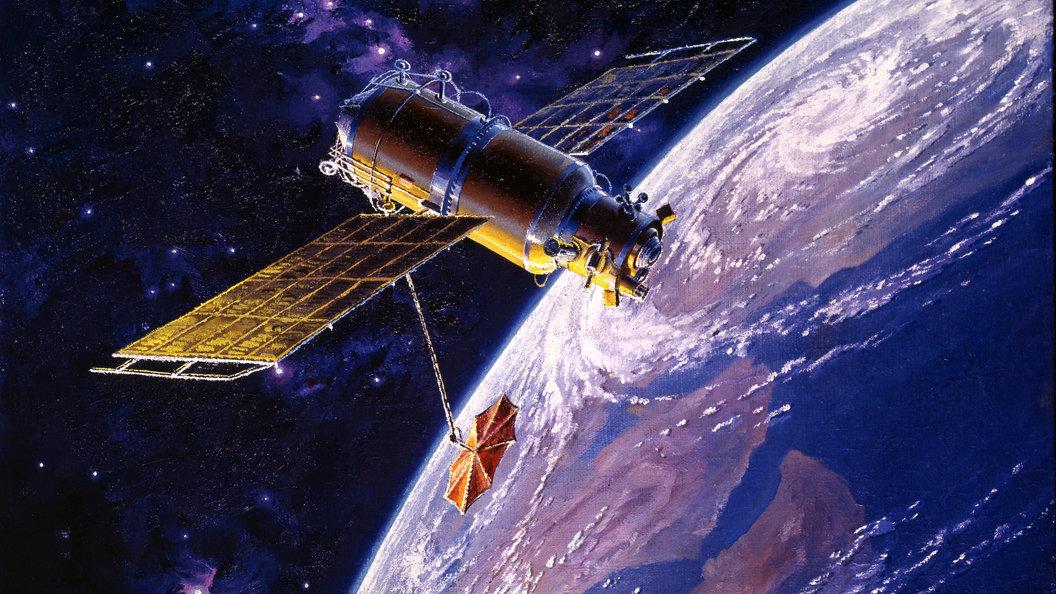 Военные спутники России смогут сканировать подземные пространства