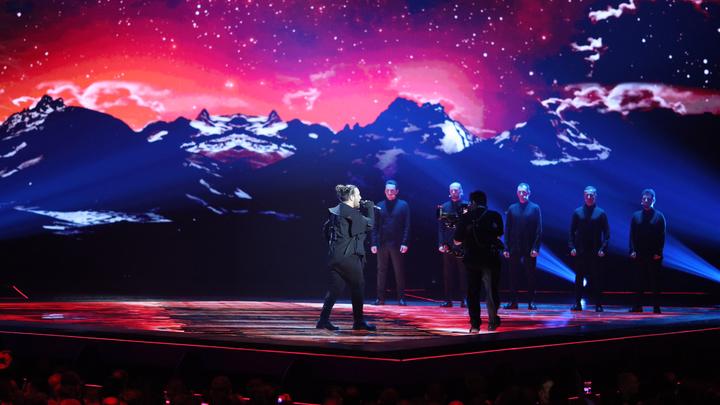 Россия заняла третье место на конкурсе Евровидение