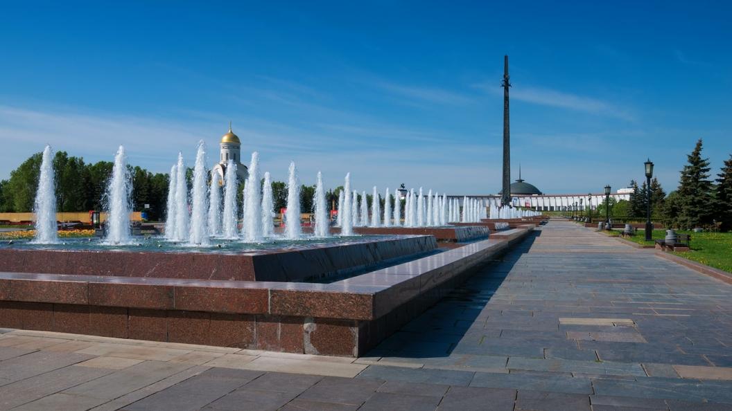 В Москве начали установку памятника чернобыльцам