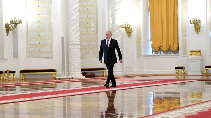 Путин дал понять, что шушуканья западных лидеров ему совсем не интересны