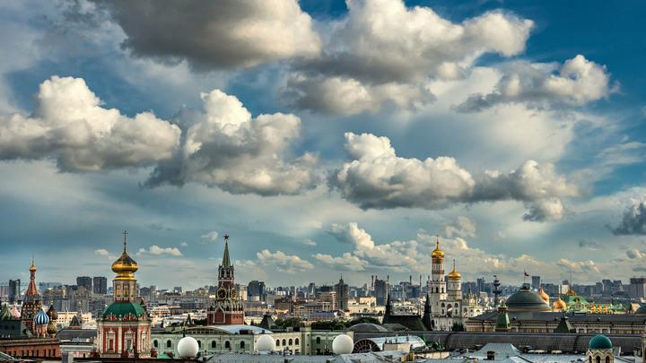 После шторма будет лето: Синоптики выдали москвичам утешительный прогноз
