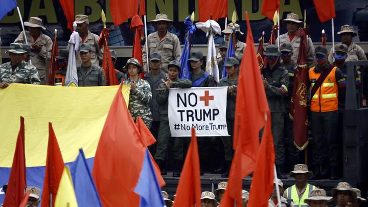 Оппозиционный парламент Венесуэлы попытался сорвать военное соглашение с Россией