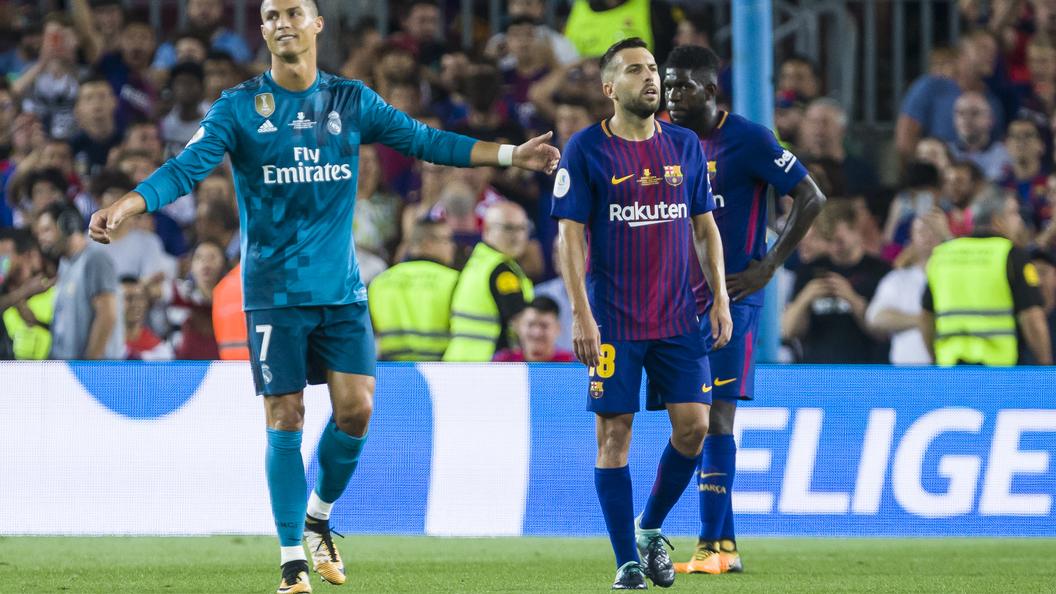 Инцидент на Суперкубке может стоить Роналду 12 матчей дисквалификации