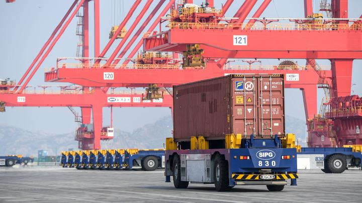 Китай опубликовал стоп-лист на ввоз продукции из КНДР