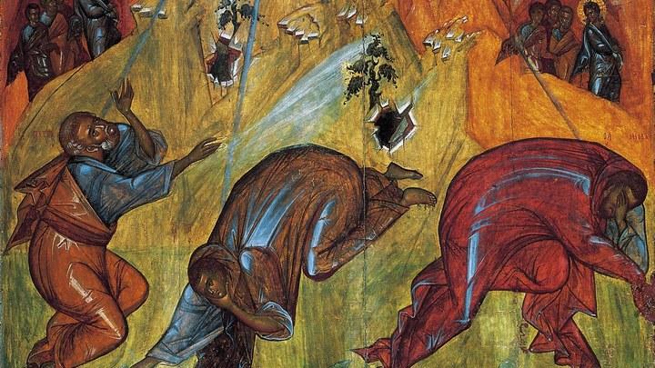 Бездонное Преображение: Отец Андрей Ткачёв раскрыл тайные смыслы одного из главных праздников
